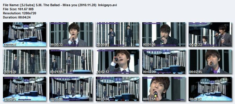 S.M. The Ballad - Miss you (2010.11.28) SJSubsSMTheBallad-Missyou20101128Inkigayo_zps70d59938