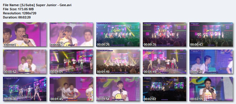 Super Junior - Gee SJSubsSuperJunior-Gee_zps8484c237