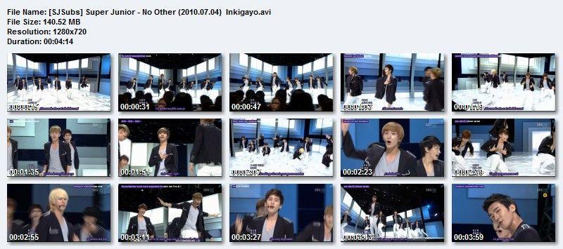 Super Junior - No Other SJSubsSuperJunior-NoOther20100704Inkigayo_zpsb746e909