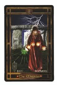 Tarot Worskshop Magician2