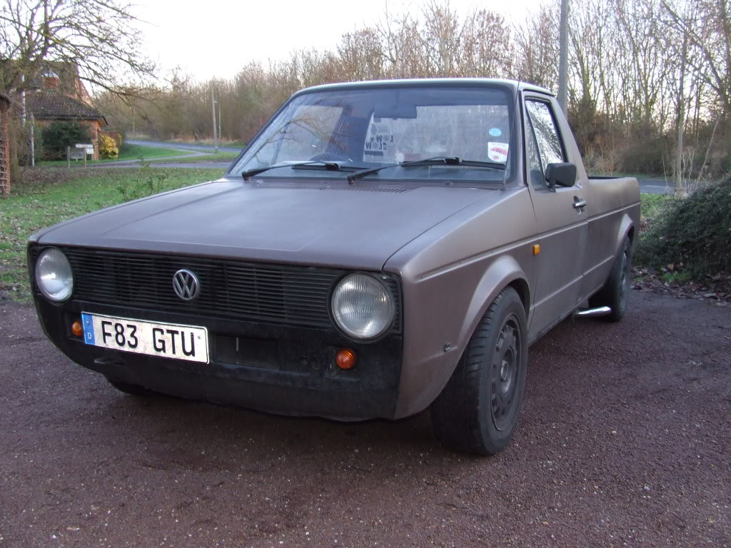 My 1989 VW Mk1 Caddy DSCF0670