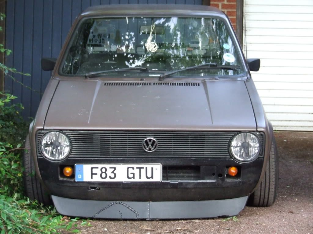 My 1989 VW Mk1 Caddy DSCF1312