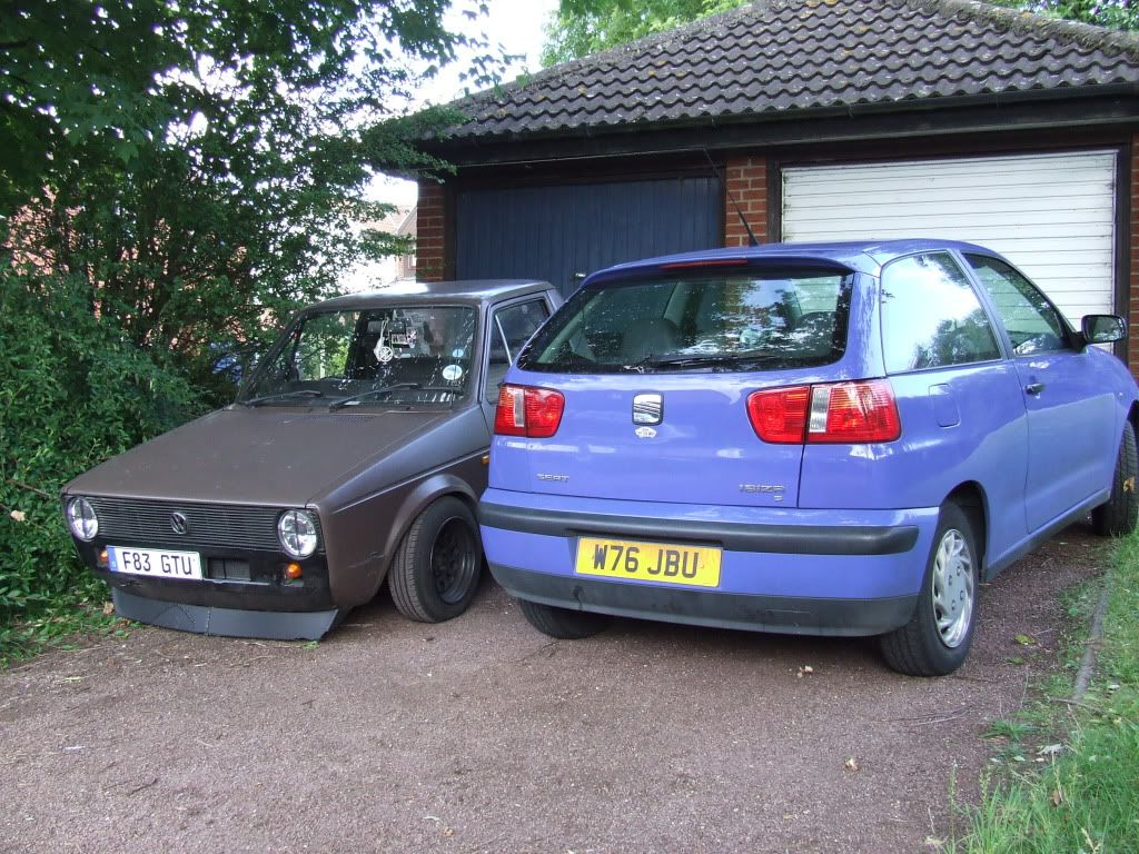 My 1989 VW Mk1 Caddy DSCF1313