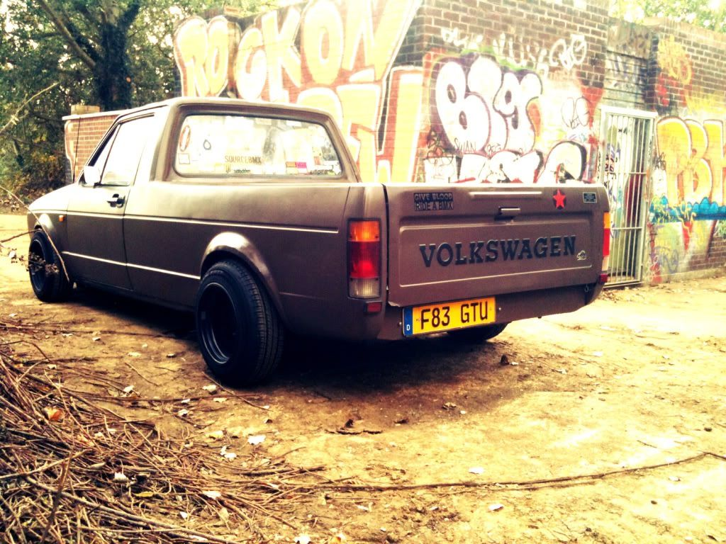 My 1989 VW Mk1 Caddy IMG_0299