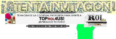 ROL4Us - ¡Apoya nuestro proyecto! TOPROL4US