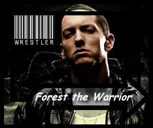 Forrest Pic ForesttheWarrior