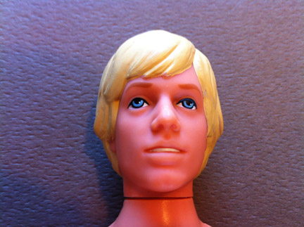 Luke Skywalker Vintage Kenner 12 inch detailed analysis for reference IMG_0775