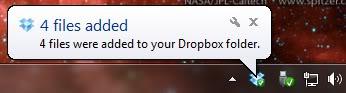 DropBox – Đồng bộ dữ liệu 2 máy tính thông qua mạng Internet Dropbox6