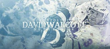 Toronto Maple Leafs.  Davidwalcott