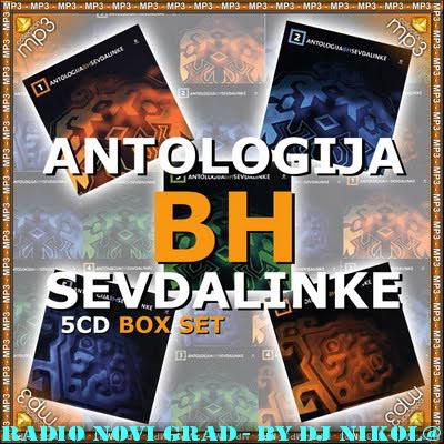 Narodna - Zabavna Muzika 2012 AntologijaBHSevdalinke