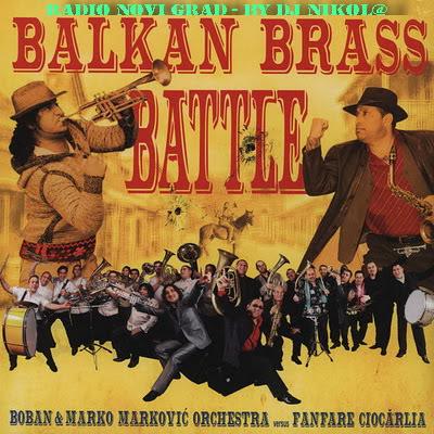 Narodna - Zabavna Muzika 2012 BobanMarkovic-BalkanBrassBattleFanfareCiocarlia