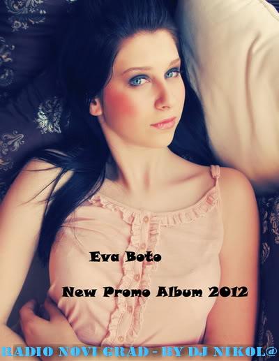 Narodna - Zabavna Muzika 2012 - Page 2 EvaBoto-NewPromoAlbum2012