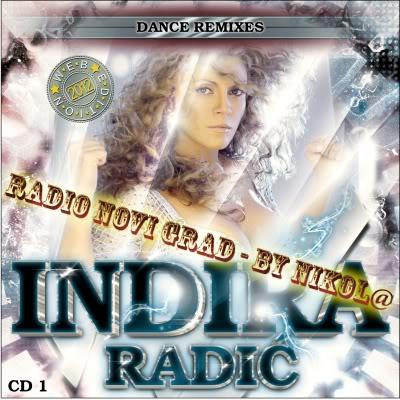 Narodna - Zabavna Muzika 2012 - Page 4 IndiraRadic-DanceRemixesCD1Front