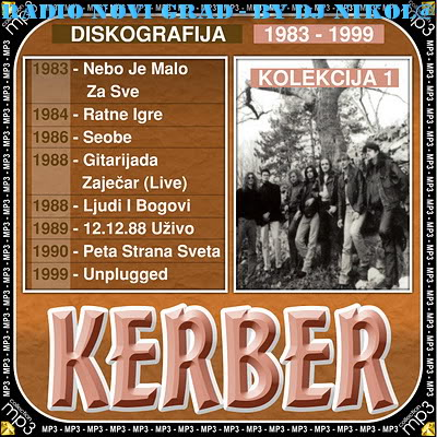 Diskografije Zabavne Muzike Kerber1-1