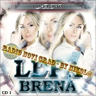 Narodna - Zabavna Muzika 2012 - Page 4 LepaBrena-DanceRemixesCD1Front