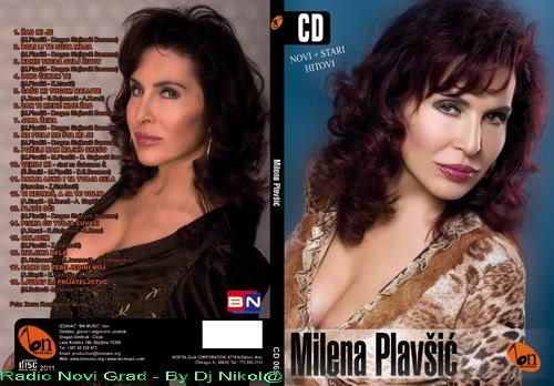 Narodna - Zabavna Muzika 2011 MILENA-PLAVSIC-CD-OMOT-FINAL