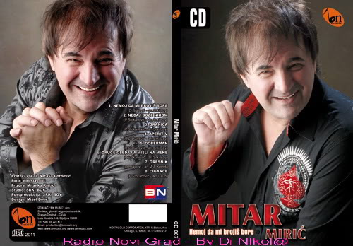Narodna - Zabavna Muzika 2011 MITAR-MIRIC-CD-OMOT