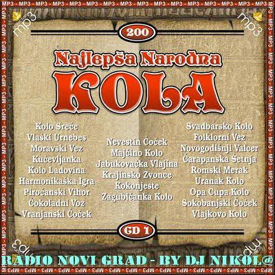 Narodna - Zabavna Muzika 2012 NajlepsaNarodnaKolaCD1-1