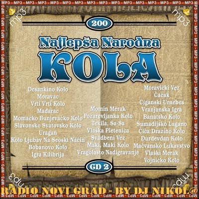 Narodna - Zabavna Muzika 2012 NajlepsaNarodnaKolaCD2-1