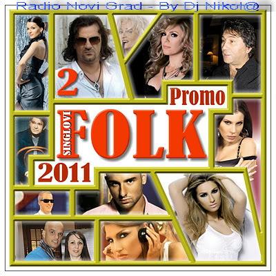 Narodna - Zabavna Muzika 2011 PromoFolkSinglovi2011Kolekcija2-1