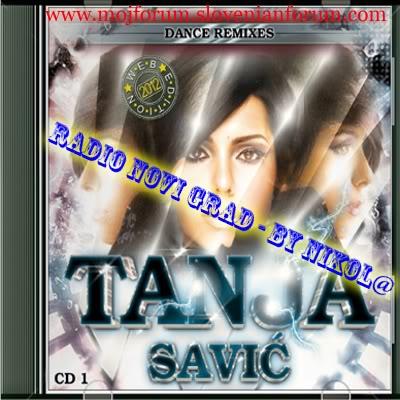Narodna - Zabavna Muzika 2012 - Page 4 TanjaSavic-DanceRemixesCD1