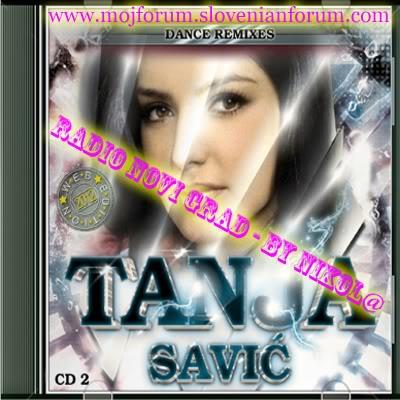 Narodna - Zabavna Muzika 2012 - Page 4 TanjaSavic-DanceRemixesCD2