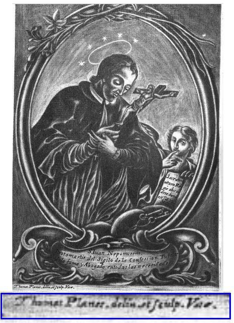 San Juan Nepomuceno / Reliquia Sagrada Lengua, S. XVIII SanJuandeNepomuceno_zps51effc2a