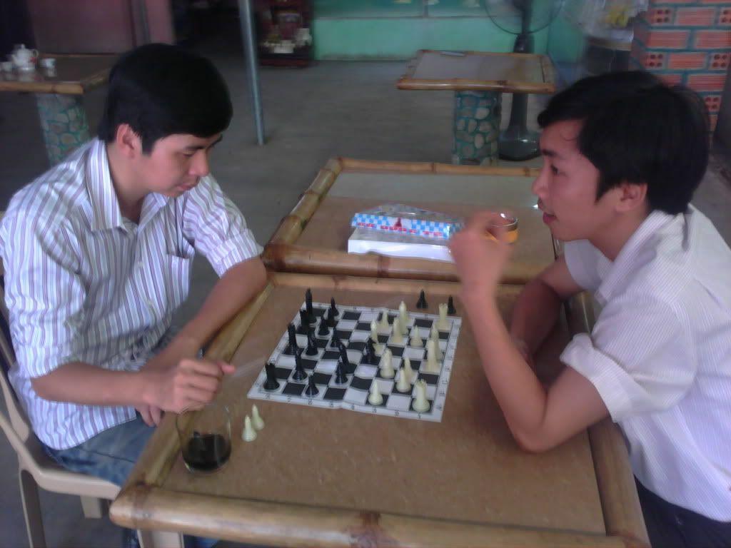 Sân chơi cờ vua, cờ tướng ở Quảng Trị 140412-1014
