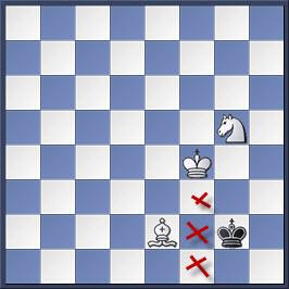 Kỹ thuật chiếu hết bằng tượng và mã trong cờ vua (phần 2) 21