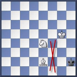 Kỹ thuật chiếu hết bằng tượng và mã trong cờ vua (phần 2) 23