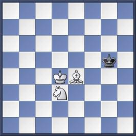 Kỹ thuật chiếu hết bằng tượng và mã trong cờ vua (phần 2) 3-3