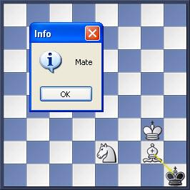 Kỹ thuật chiếu hết bằng tượng và mã trong cờ vua (phần 2) 32