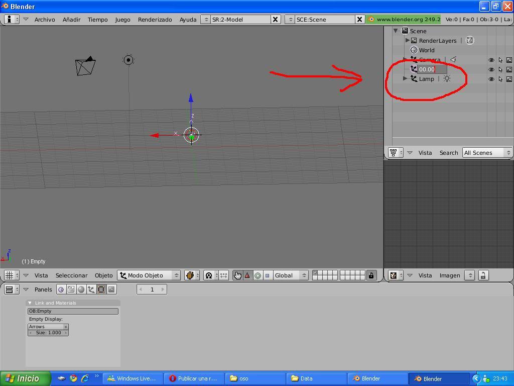 Tutorial Convertir modelos 3d de la galería google 3d a TM 1