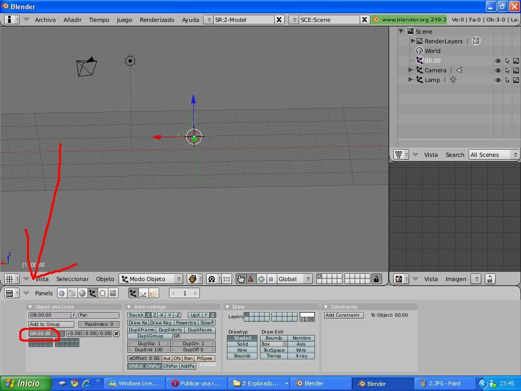 Tutorial Convertir modelos 3d de la galería google 3d a TM 3