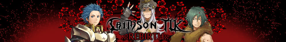 Crimson [The Last Kingdom] Ragnarok Online Logo-1