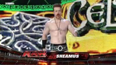 Sheamus Pret a laction  Sh11