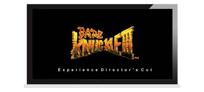 Bare Knuckle 3 Director's Cut