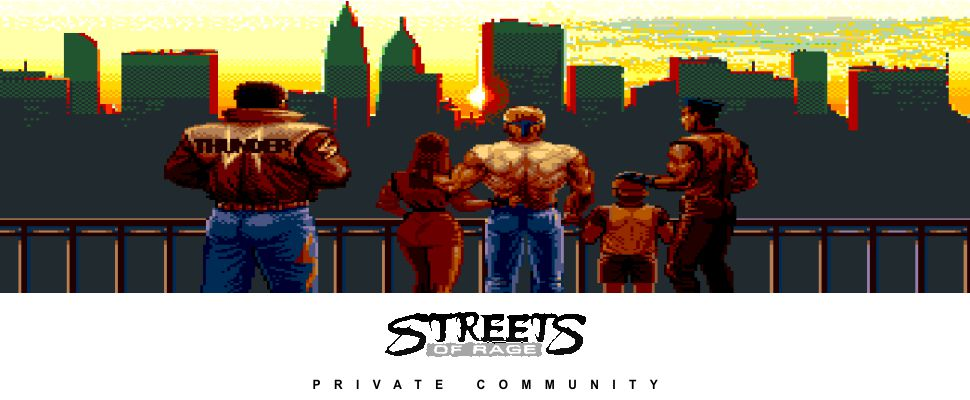 Streets of Rage France - Portail Sor2012