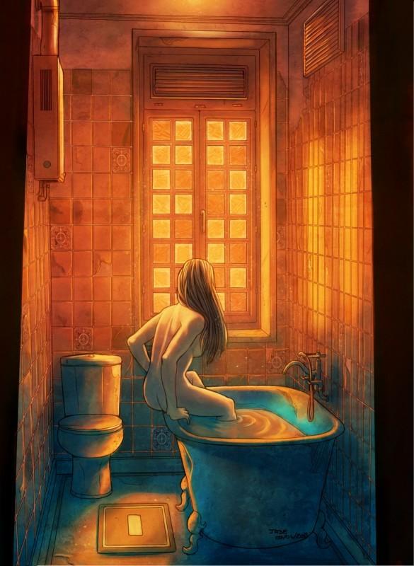 En el baño Bathtime_zpsd713393a