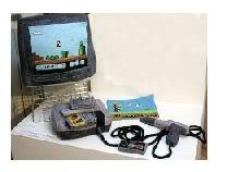Consoles الاجهزة التي تعمل مع التلفاز