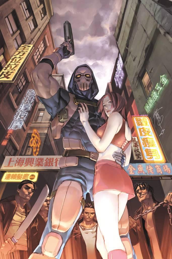 Mister Reaper Taskmaster