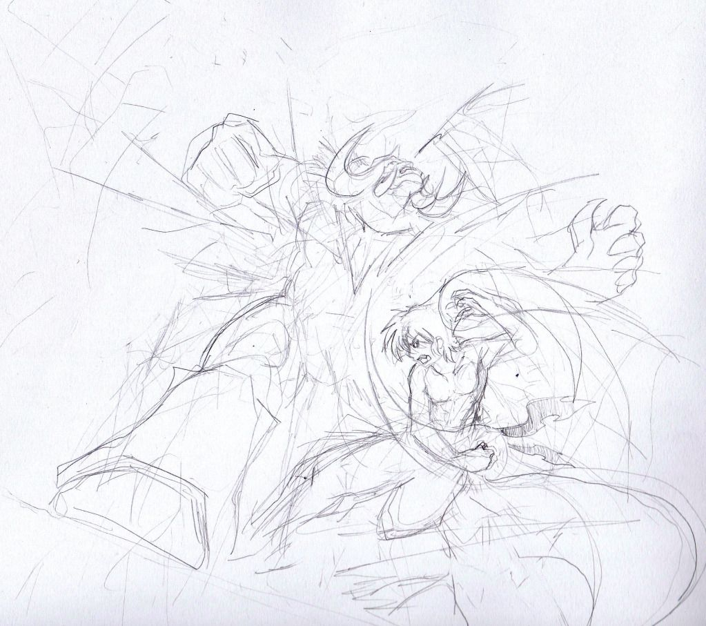 กระทู้คามินาริ ฝากติชมกันด้วยนะฮ้าบบบบ Fight