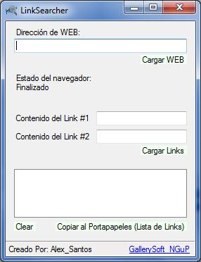 LinkSearcher v1.1 LinkSearcher-1