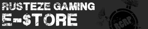 Rusteze Gaming E-Store [OPEN SOON]