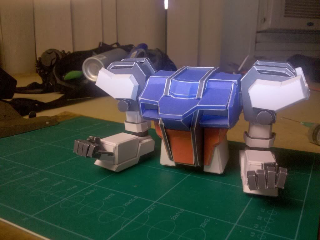 GAT-X105 Aile Strike Gundam IMG_20110416_014341