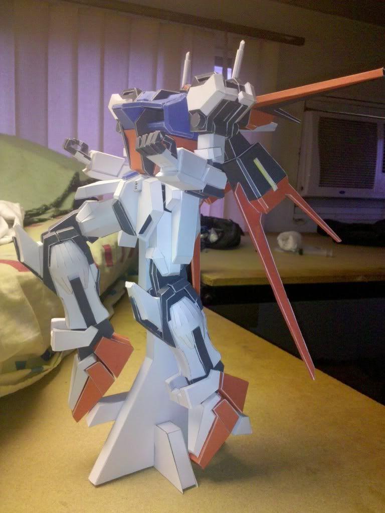 GAT-X105 Aile Strike Gundam IMG_20110416_163729