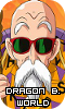Dragon Ball World Roshi60x100