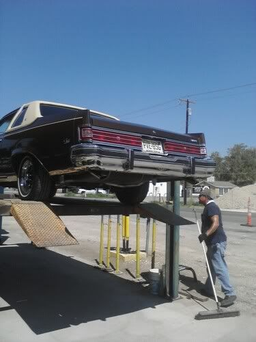 79 Electra Limited Cat-Back Dual Exhaust 11