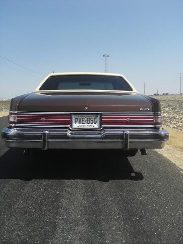 79 Electra Limited Cat-Back Dual Exhaust 2