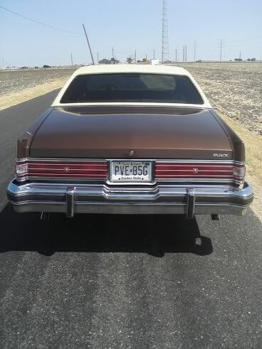 79 Electra Limited Cat-Back Dual Exhaust 3